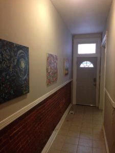 Druid 1st Floor Hallway
